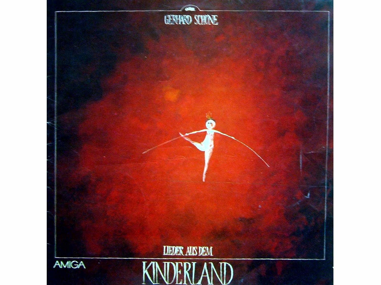 Gerhard Schöne - Lieder Aus Dem Kinderland - AMIGA - 5 5 5