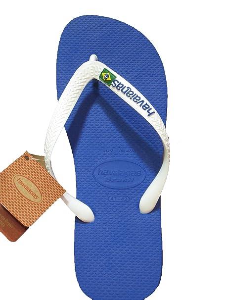 Havaianas Zapatillas de estar por casa de Sintético para hombre azul Bluette: Amazon.es: Ropa y accesorios