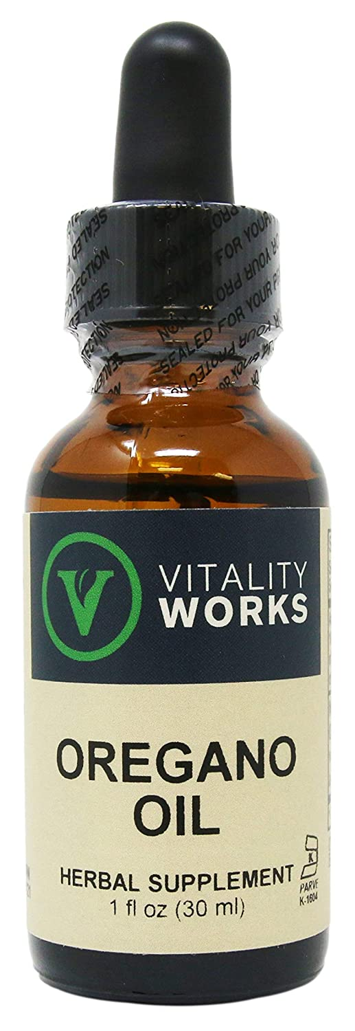 Vitality Works, Oregano Oil 1x1Oz