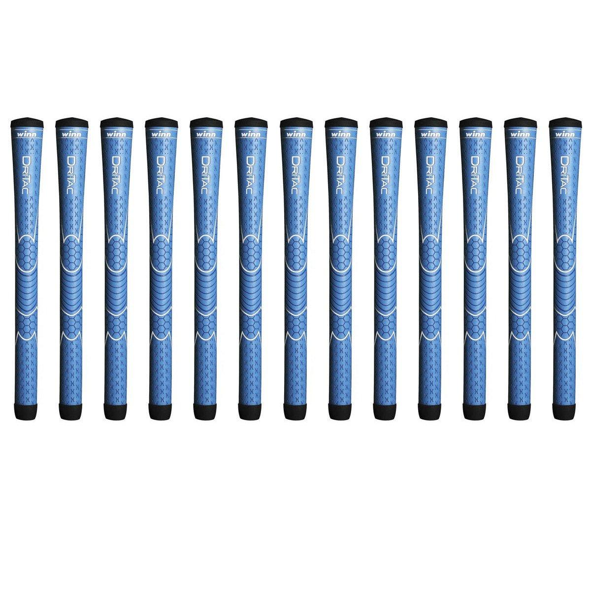 Winn Dri-Tac Junior Blue 13 Piece Golf Grip Bundle ( by Winn (Image #1)