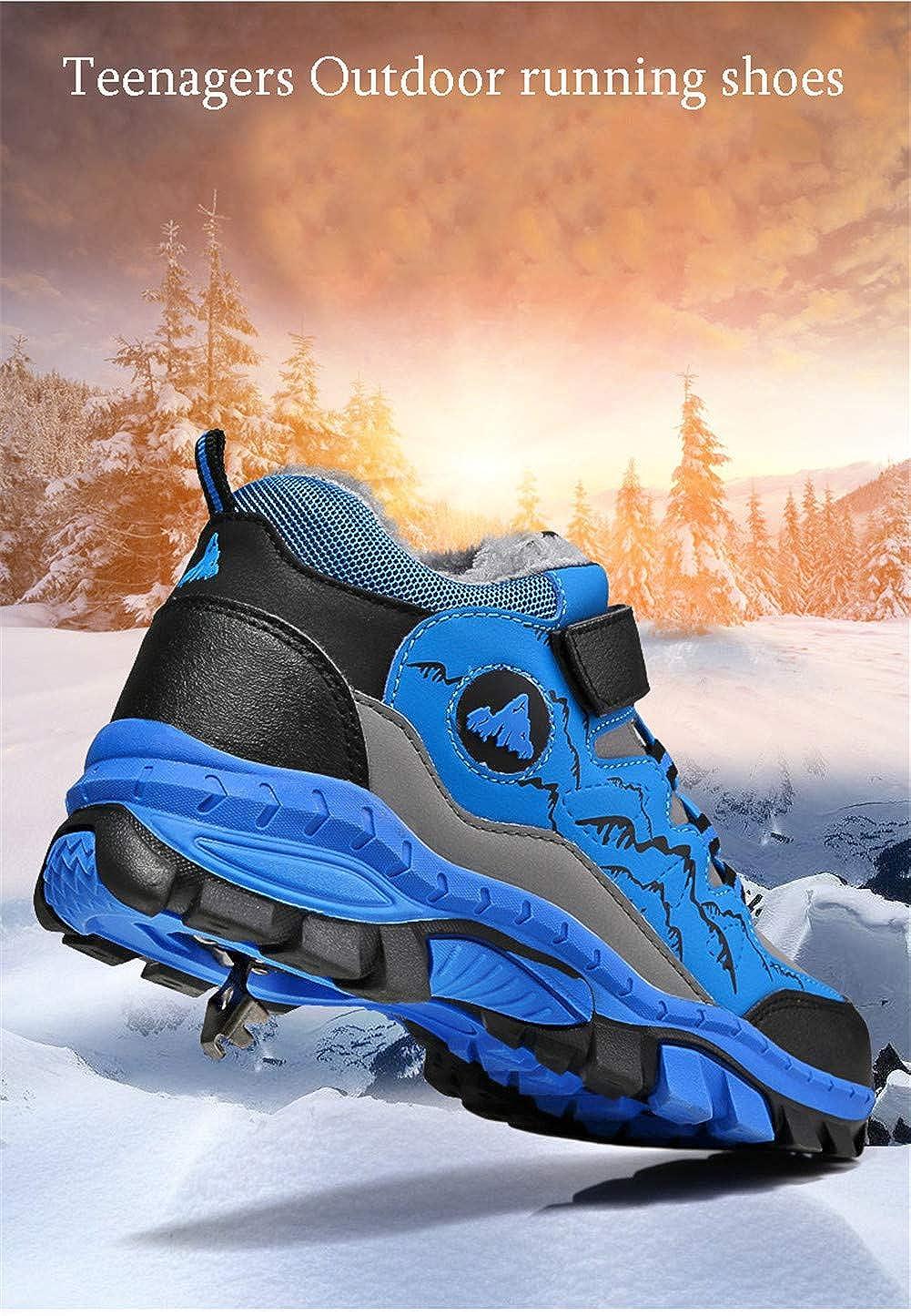 fa6744e2e ... Zapatos Zapatillas Botas de Senderismo Trekking Explore Deportiva  Cálido Algodón Waterproof Ampliar imagen
