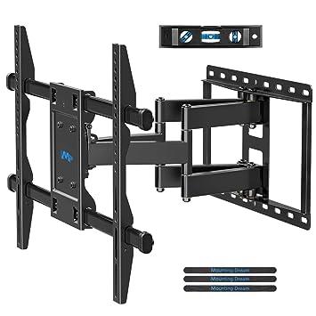 Mounting Dream Tv Wandhalterung Schwenkbar Neigbar Amazon De