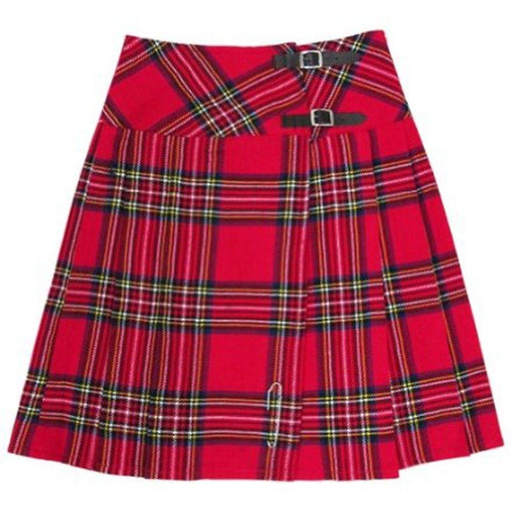 Tartanista Royal Stewart 23 inch Kilt Skirt Size US 20