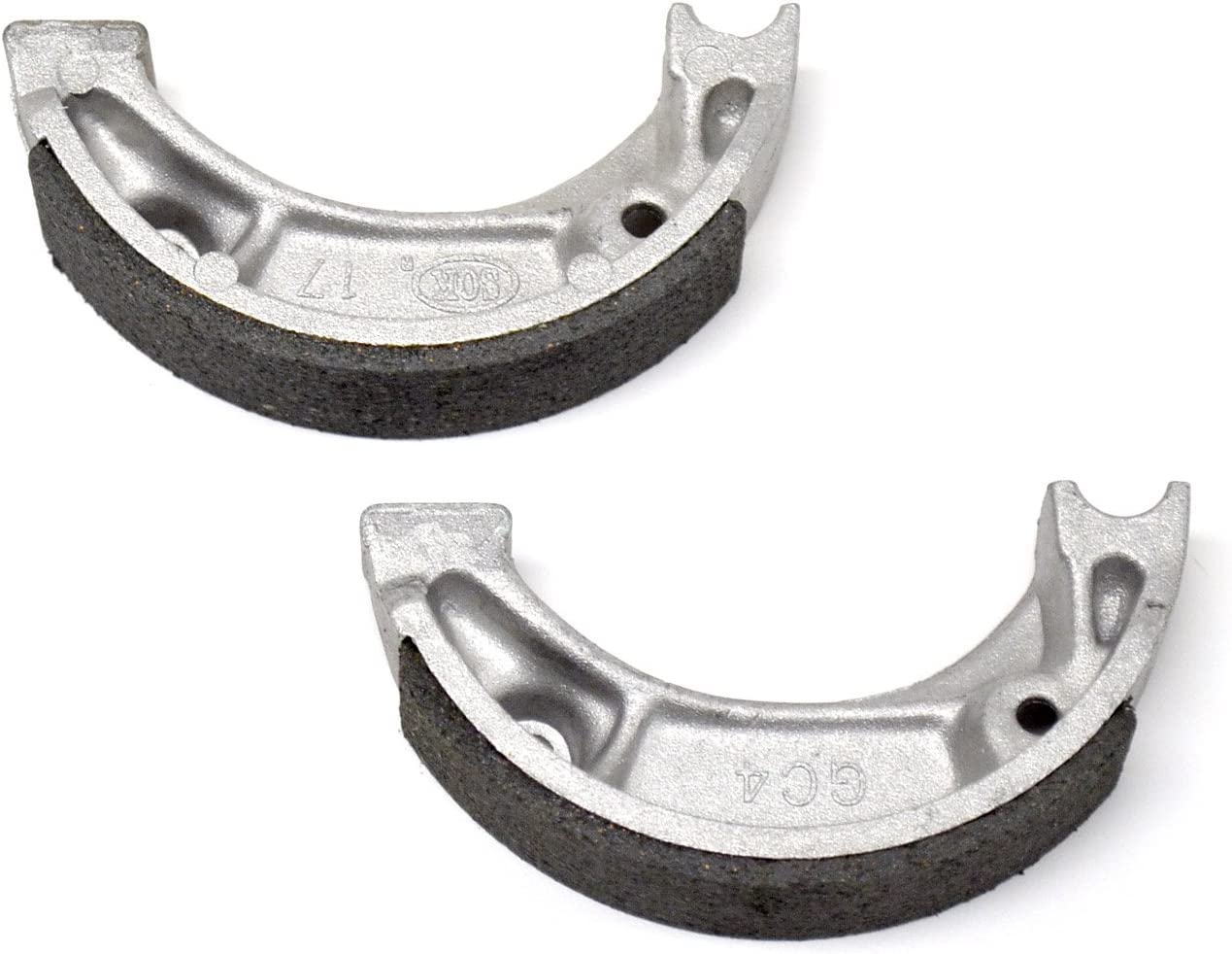 Honda XR100 R 85-03 Rear Standard Brake Shoes by Niche Cycle Supply