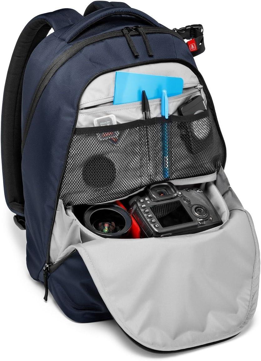 Mochila fotogr/áfica Manfrotto Backpack NX azul