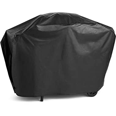 Expert Grill Up To 60 Inch All Weather New Black Grill Cover (1)