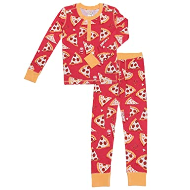 Amazon.com  Munki Munki Kid s 2-Piece Pajama Set 9bc6b3c17