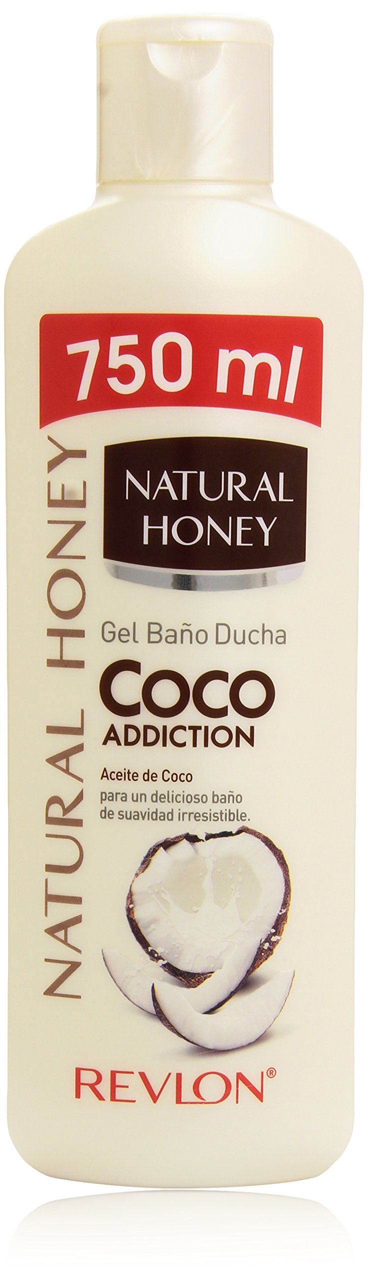 Natural Honey - Coco Addiction - Gel Baño Ducha - 750 ml product image