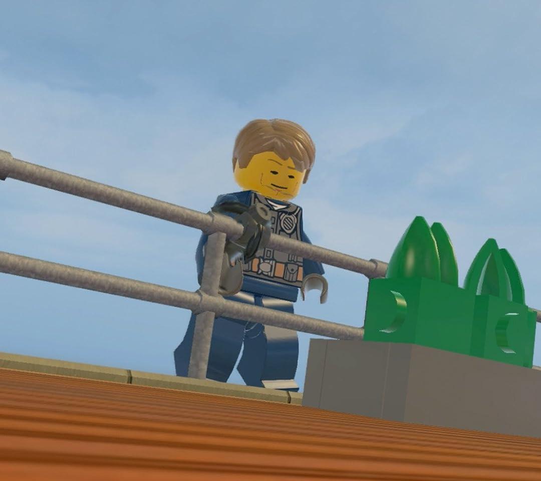 LEGO(レゴ) The Grapple Gun QHD(1080×960)スマホ 壁紙・待ち受け