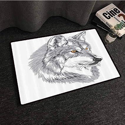 Amazon.com: Tattoo Decor - Felpudo de entrada, diseño de ...