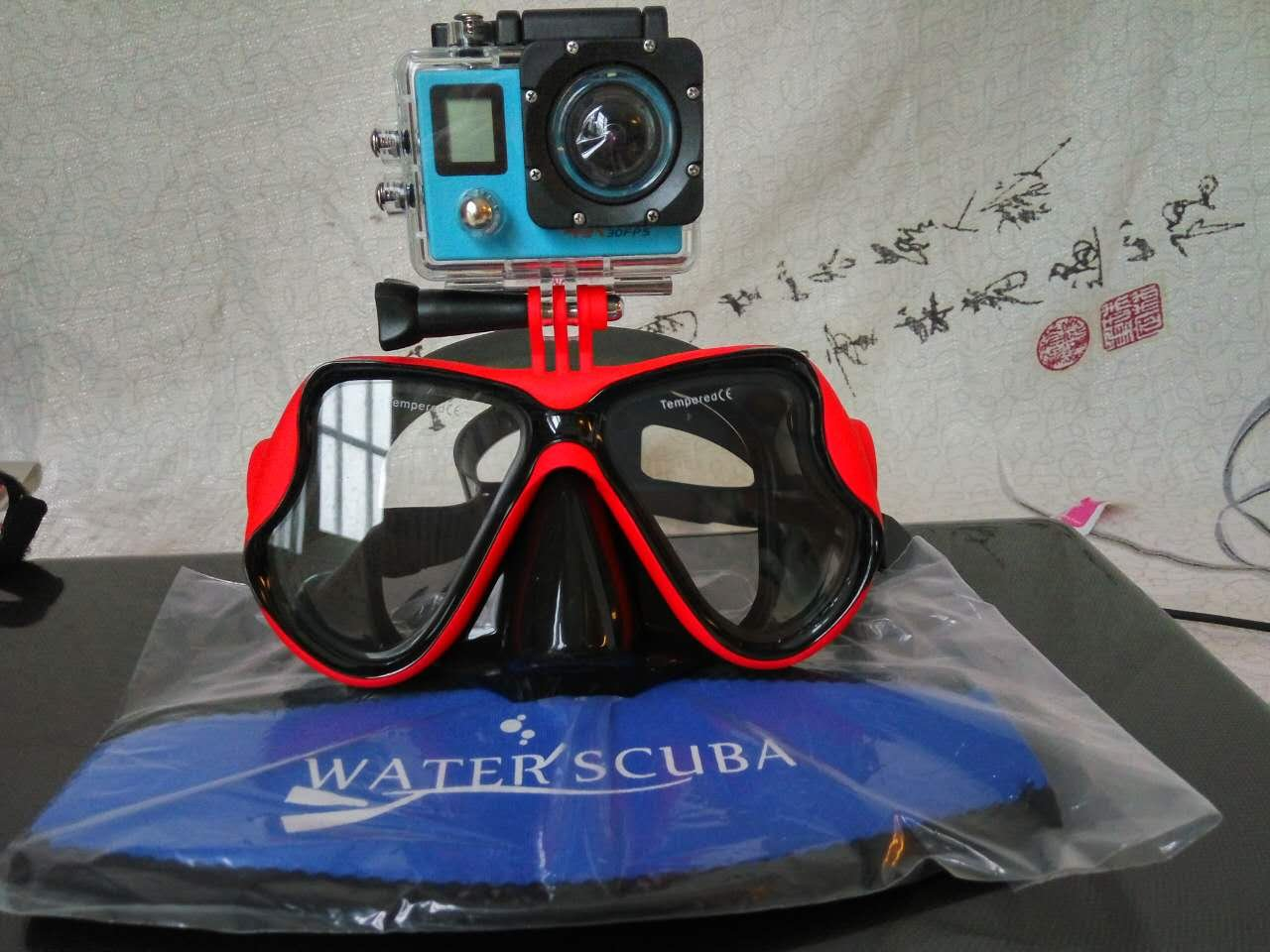 water scuba New DV Cam wholesales waterproof Full HD 4k Sport camera
