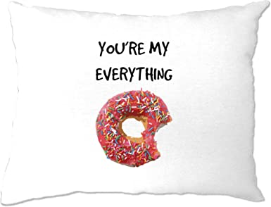 Personalised 'You Donut Know' Pillow