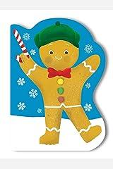 Gingerbread Family Board book