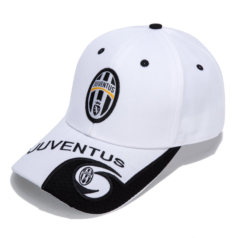 f42dcee406 DanielFelix Juventus F.C. -Embroidered Authentic EPL Adjustable White Baseball  Cap