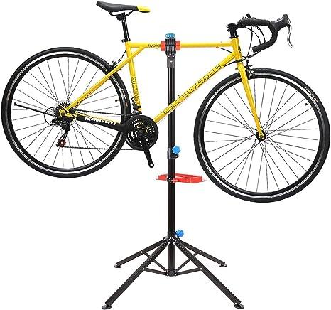 Novhill pie de Taller Bicicleta Soporte Stand reparación mecánico ...