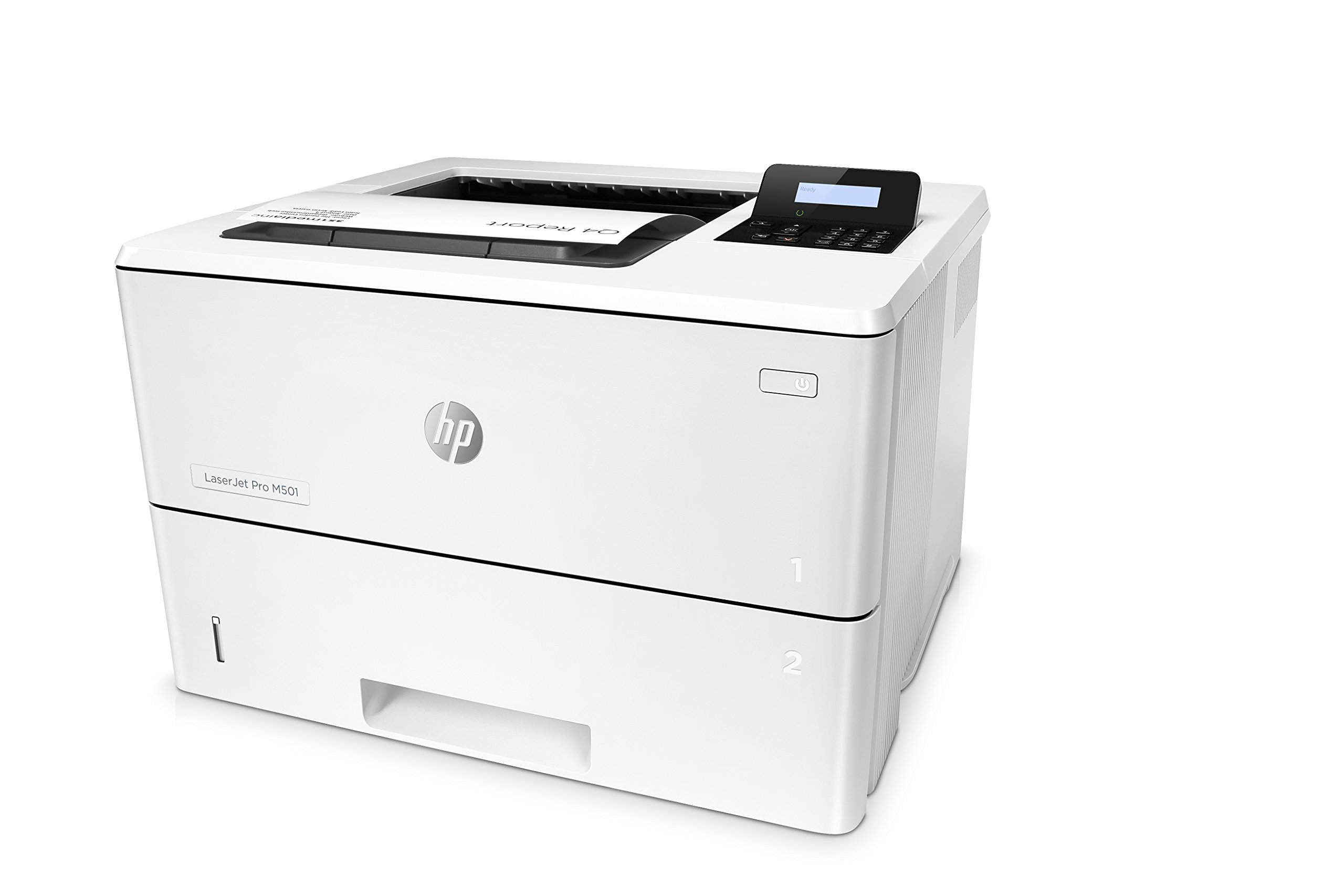 HP Monochrome LaserJet Pro M501dn w/ HP JetAdvantage Security, (J8H61A#BGJ) by HP (Image #3)