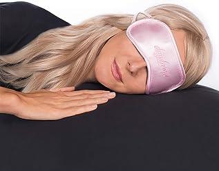 daydream Premium-Schlafmaske mit Kühlkissen (auch als Kühlmaske verwendbar), (B-1008)  der Topseller seit 10 Jahren - Sieger beim Schlafmasken-Test von Vergleich.org, Schlafmasken, Schlafbrille