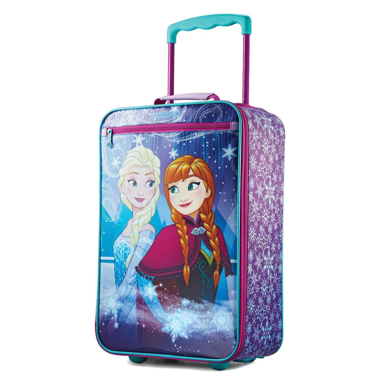 American Tourister Kids Softside 18'' Upright, Frozen