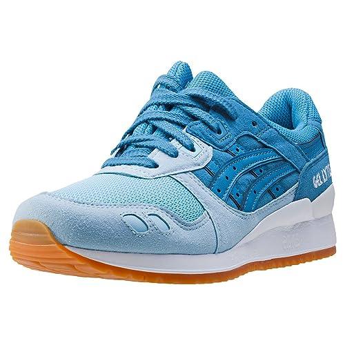 bbf7787e447 ASICS Azul Heaven Gel-Lyte III Zapatillas  Amazon.es  Zapatos y complementos