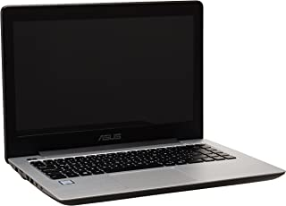 "ASUS X456UA-WX015T Portátil Vivobook X 14"", Intel Core i5 6200U 2.3Ghz, 8GB RAM, 1TB Disco Duro, Windows 10, color Azul Oscuro Reacondicionado (Certified Refurbished)"