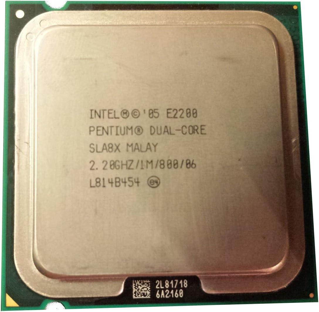 Intel Pentium Dual Core E2200 SLA8X Dual Core Processor 2.20GHz