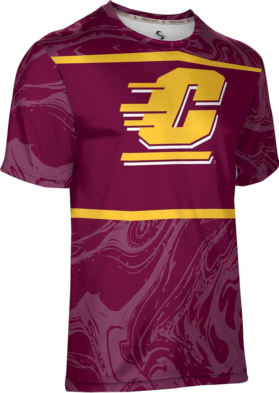 ProSphere Central Michigan University Mens Performance T-Shirt Ripple