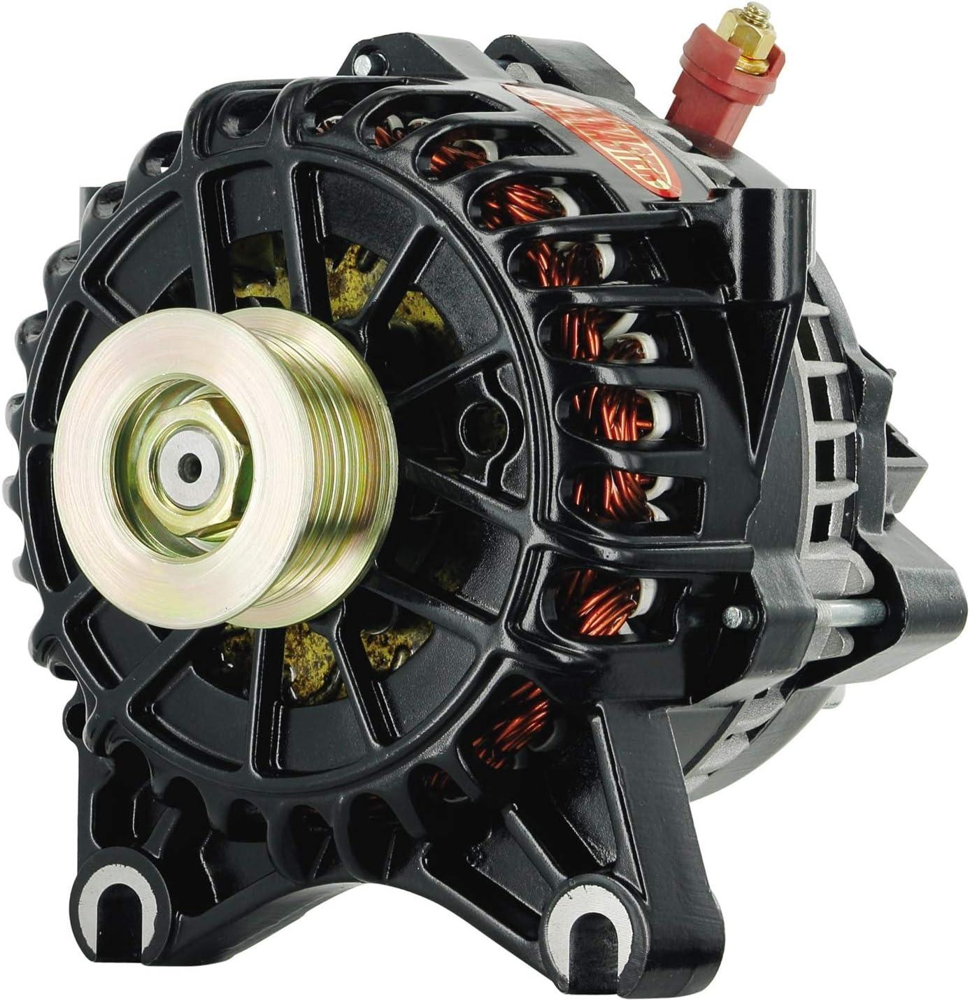 Powermaster 57795 Alternator Black Ford 6G 200A
