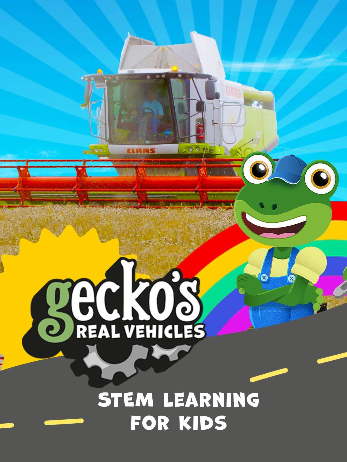 Gecko's Garage - STEM Learning for Kids