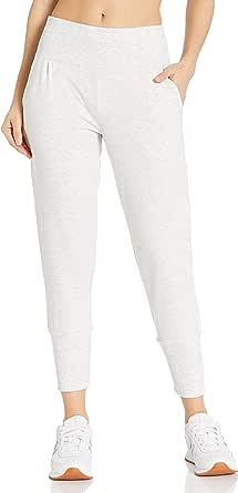Danskin Womens 9004 Slim Tapered Jogger Casual Pants
