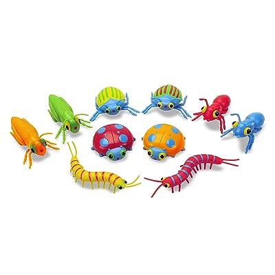Melissa & Doug Sunny Patch Bag of Bugs: Melissa & Doug: Toys & Games