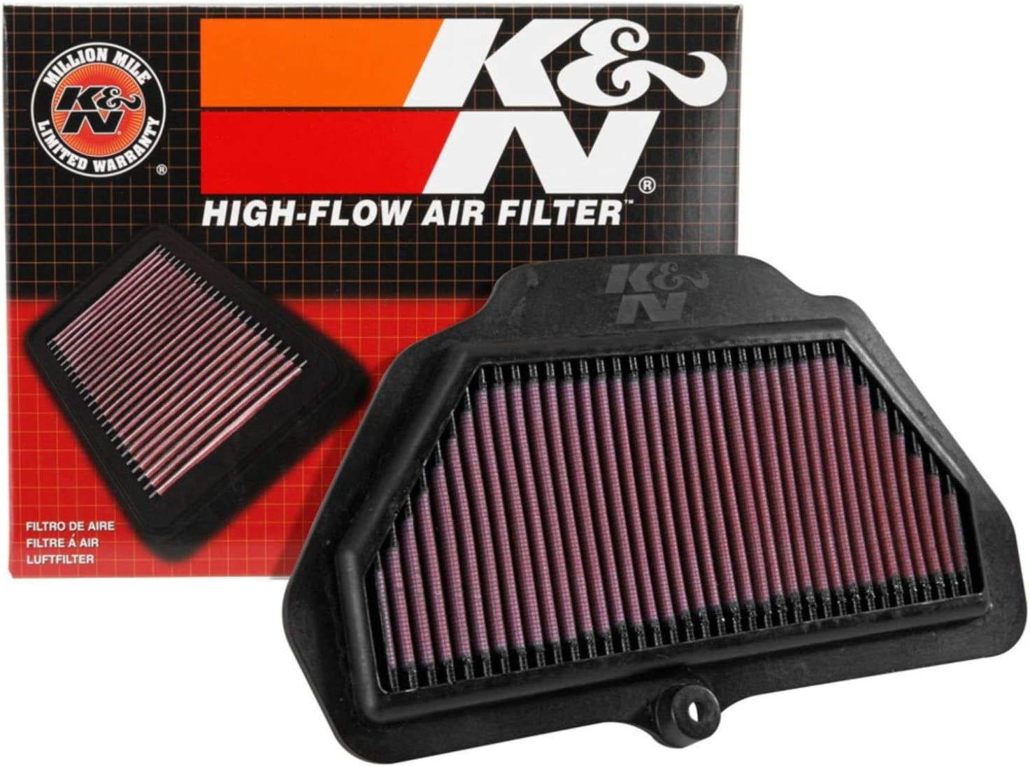 K/&N KA-1011 High Performance Replacement Air Filter