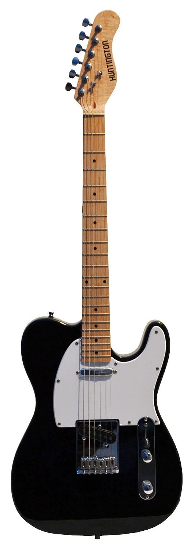 39 インチ BLACK エレキギター [テレキャスターR Style] and Amp Pack with Free Carrying Bag and ストラップ, (Guitar, 10 Watt アンプ アンプリファー, ストラップ, & DirectlyCheap(TM) Translucent Blue Medium ギターピック) エレキギター エレクトリックギター (並行輸入) B008VGNRTG