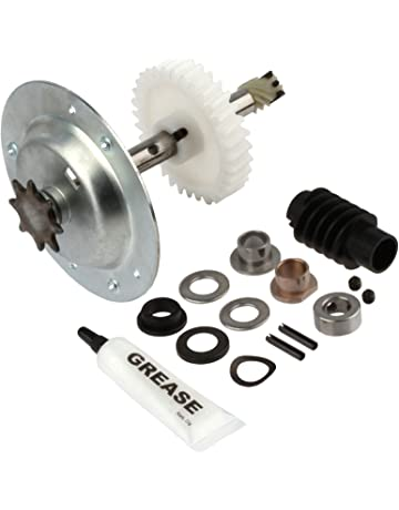 replacement for liftmaster 41c4220a gear and sprocket kit fits chamberlain,  sears, craftsman 1/