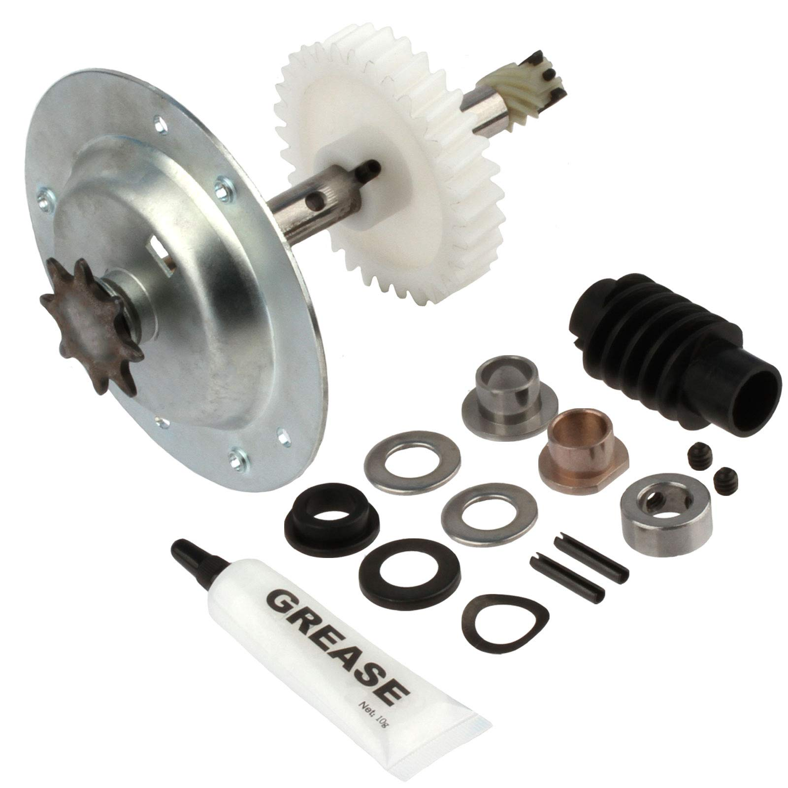 Replacement for Liftmaster 41c4220a Gear and Sprocket Kit fits Chamberlain, Sears, Craftsman 1/3 and 1/2 HP Chain Drive Models by TCK TECH