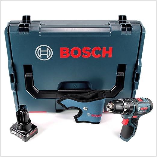 Bosch GSB 12 V-15 - Taladro inalámbrico profesional en caja L-Boxx + 1 batería GBA 12 V 4 Ah: Amazon.es: Bricolaje y herramientas