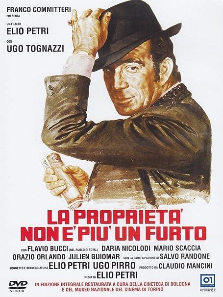 La Proprietà Non È Più Un Furto: Amazon.it: Bucci,Nicolodi, Bucci,Nicolodi:  Film e TV
