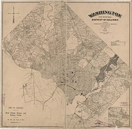 Amazon.com: Vintage 1902 Map of Washington and suburbs ... on map of the raleigh durham area, map of the outer banks nc area, map of the hampton roads va area, map of downtown washington dc, map of dc and surrounding areas, map of the tampa area, map of maryland and washington dc, washington dc metropolitan area, map of northern virginia dc area, map of the seattle area, map of the orlando area, map of the washington state, map of area around washington dc, map of dc and virginia, map of baltimore dc area, map of the salt lake city area, street map of dc area, map of wa dc area, map of the boston area, map of the houston area,