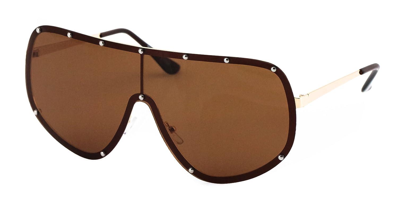 83a5b847cd Oversize XXL Huge Large Shield Wrap Big Mask Polarized Sunglasses 80 ...