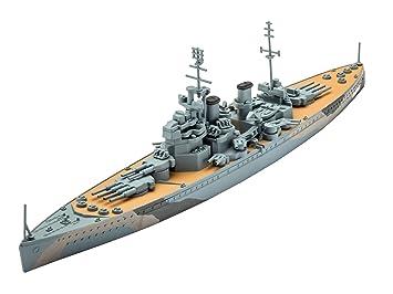 Revell - Maqueta HMS Prince of Wales, Escala 1:1200 (05135)
