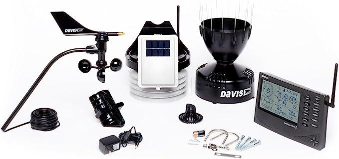 Davis Vantage Pro2 Wireless Console//Receiver 2nd Station 6312