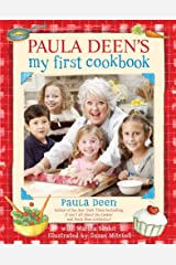 Paula Deen's My First Cookbook Hardcover-spiral