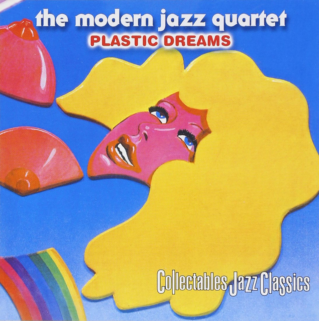 CD : The Modern Jazz Quartet - Plastic Dreams (CD)
