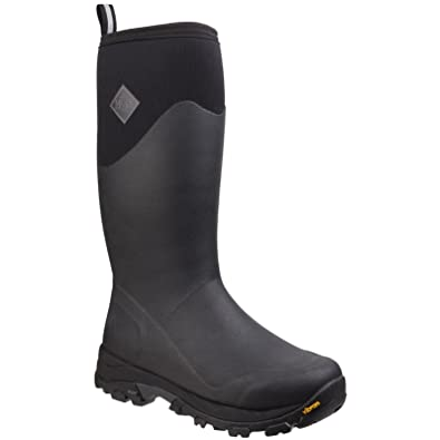 cff769fb87a9 Muck Boots. Mens Arctic Ice Tall Extreme Conditions Rain Boots (7 US
