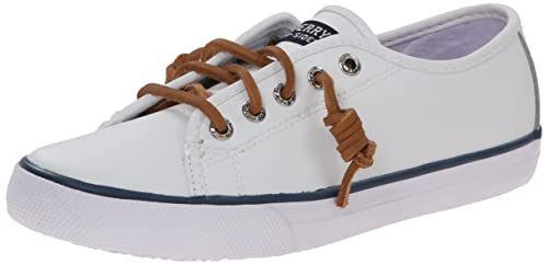 9c7010b7619 Sperry Seacoast Gold Girls Deck   Boat Shoes