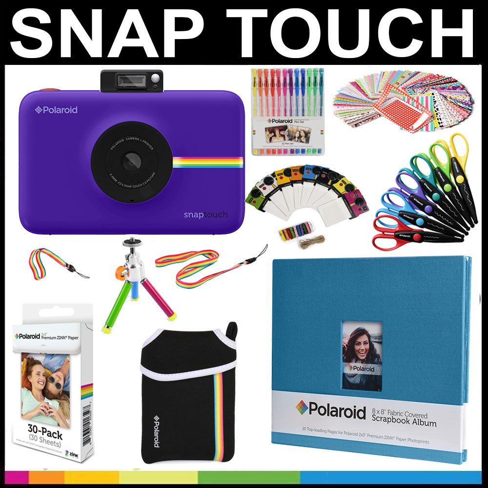 71wSkPFaNpL. SL1000  - Polaroid SNAP Touch Unboxing-Testing-Printing from Smartphone