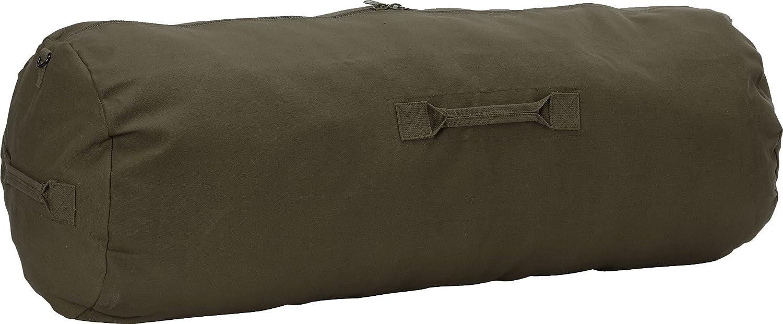 "Travel Bag Canvas Duffle Bag Travel Luggage Cabin Army Military Crossbag 16/"""
