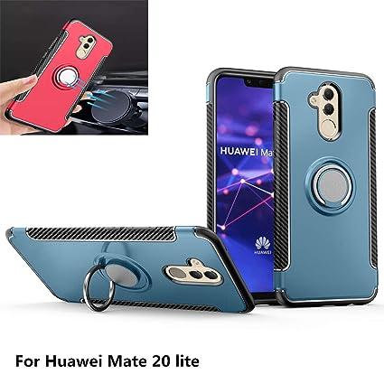 Amazon.com: Funda Huawei Mate 20 Lite, carcasa de silicona a ...