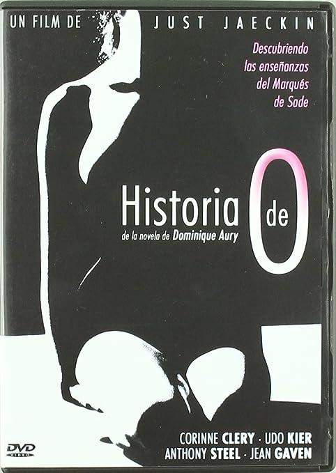 Historia De O [DVD]: Amazon.es: Corinne Clery, Anthony Steel, Udo ...
