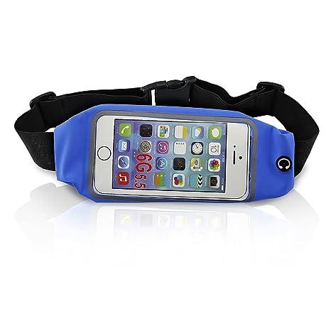 PsmGoods Runner Paquete correr cinturón cintura bolsa para iPhone ...