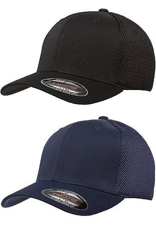 392c960126a2d5 Flexfit Premium Original Ultrafibre Mesh Fitted Cap at Amazon Men's ...